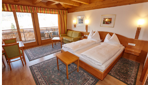 Hotel in Val Pusteria